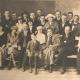 Skupinové foto s Josefem Skupou, 1925